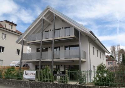 Beauverd halter architectes sàrl chavornay vaud suisse romande